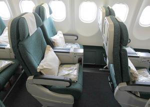 Cathay Pacific Premium Economy Leg Room